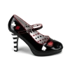 CONTESSA-57 Black Patent